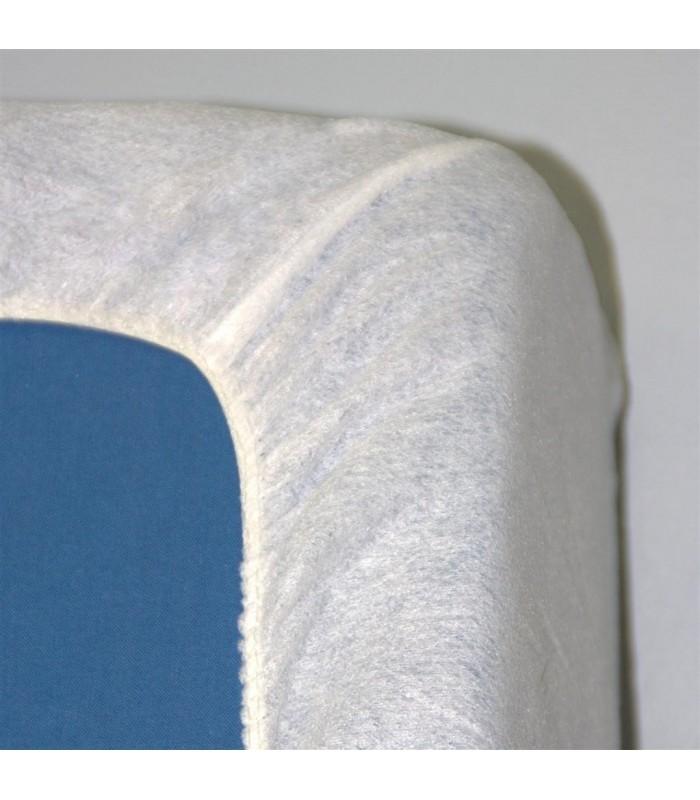 Al se housse imperm able confort lot de 10 le jetable for Housse impermeable