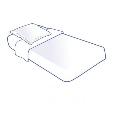 Kit de Protection Eco Alèse Plateau + taie oreiller 80 x 190 / 58 x 58 cm - K90002
