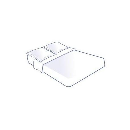 Kit de Protection Confort Alese Housse + taie oreiller 160 x 200 + 20 / 58 x 58 cm - K90007