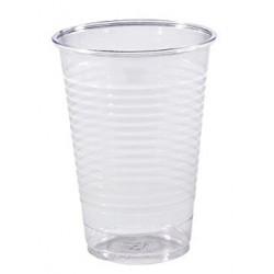 Gobelet plastique transparent 20 cl ( x 100 ) - REF: 7924