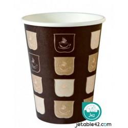 Gobelet carton 20 cl boisson chaude ( x 50 ) - PH550161