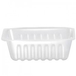 500 barquettes plastiques 250 cc alimentaires - PH572203