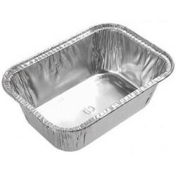 100 Barquettes aluminium 350 cc alimentaire - PH554102
