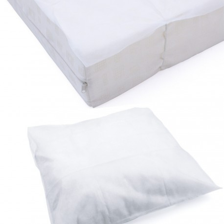 Kit Couchage CONFORT 2 pers.160 x 200 cm Taie 50 x 70 - K30011