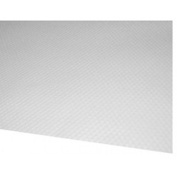 NAPPES (x 250) PAPIER GAUFRE EXTRA BLANC 70 X 110 cm - NA8436
