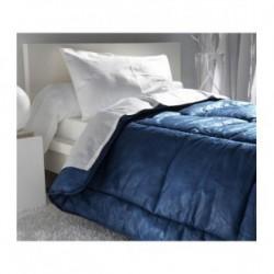 Housse de couette ECO Bleue 140 x 200 1 pers - K40003