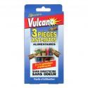 "3 PIEGES ANTI-MITES ALIMENTAIRES ""VULCANO"" - 79951"