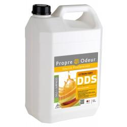 """DDS CITRON VERT 5L DETERGENT DESINFECTANT SURODORANT """"PROPRE ODEUR""""- PH236087"""